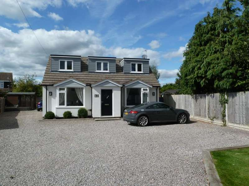 4 Bedrooms Chalet House for sale in Parton Road, Churchdown, Gloucester, GL3