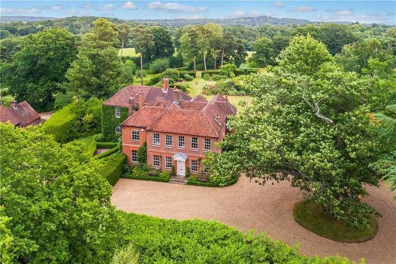 7 Bedrooms Detached House for sale in Water Lane, Enton, Godalming, Surrey, GU8