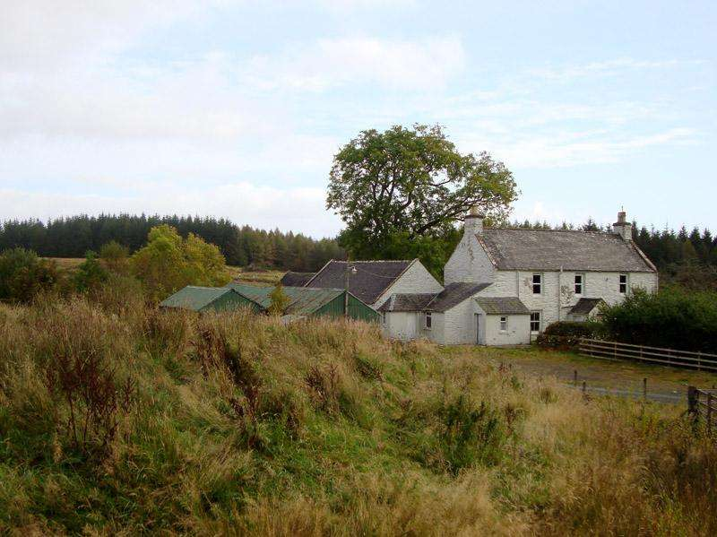 3 Bedrooms Farm Land Commercial for sale in Beoch Farm, Newton Stewart, Dumfries Galloway DG8