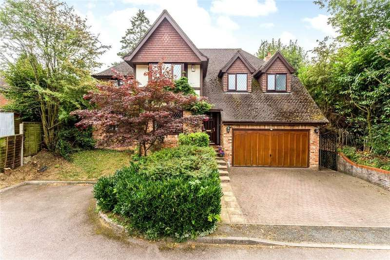 5 Bedrooms Detached House for sale in MacDonald Close, Amersham, Buckinghamshire, HP6