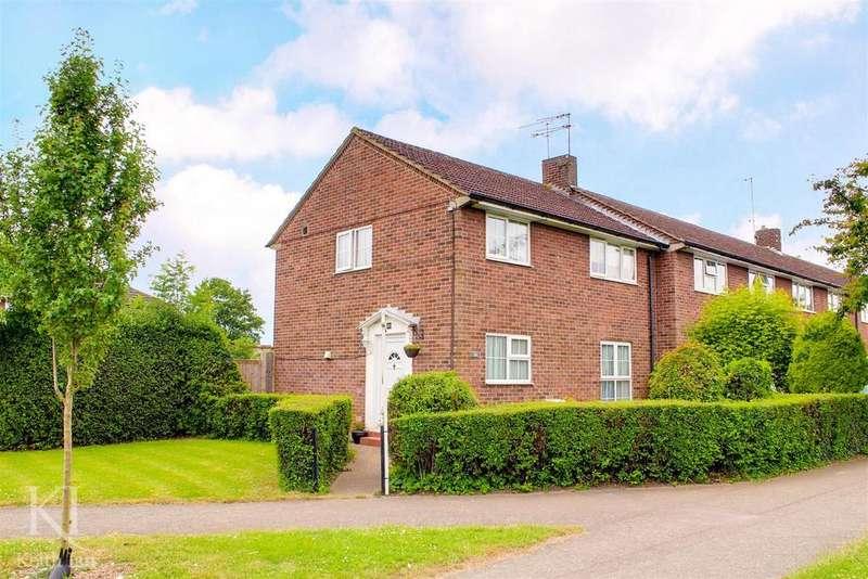 3 Bedrooms End Of Terrace House for sale in Howlands, Welwyn Garden City