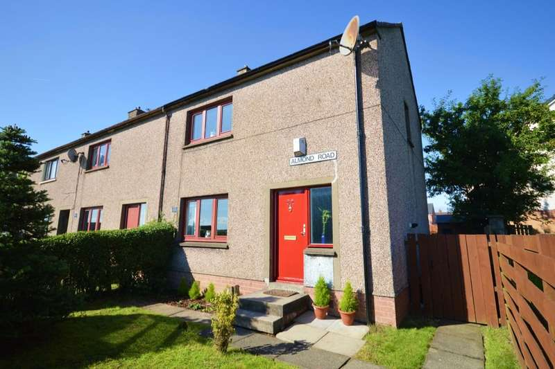 2 Bedrooms Property for sale in Almond Road, Dunfermline, KY11