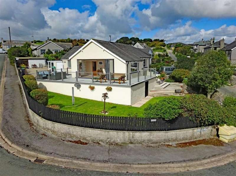 3 Bedrooms Detached Bungalow for sale in Sunbrick Lane, Baycliff, Nr Ulverston, Cumbria