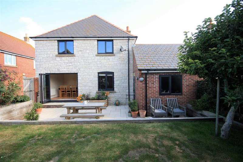 3 Bedrooms Detached House for sale in Southerly Garden in Southwell