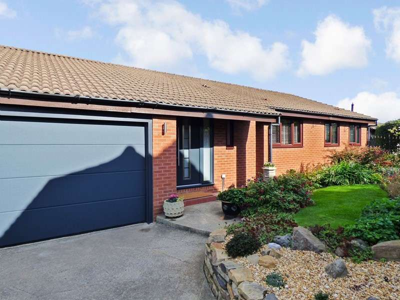 3 Bedrooms Bungalow for sale in Askerton Drive, Oakerside Park, Peterlee, Durham, SR8 1PW