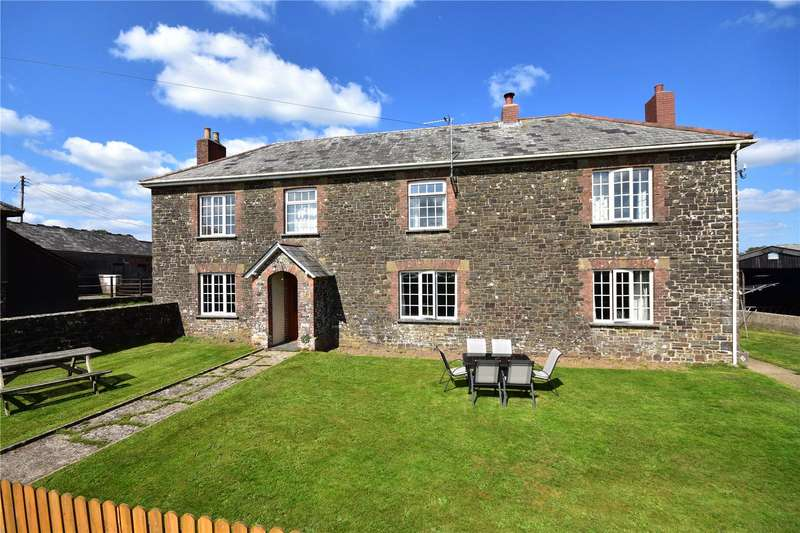 6 Bedrooms Farm Commercial for sale in High Bickington, Umberleigh, Devon, EX37