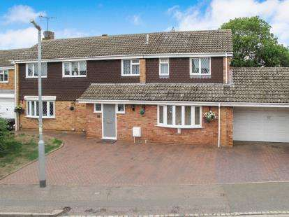 5 Bedrooms Detached House for sale in Dale Close, Toddington, Bedfordshire, England