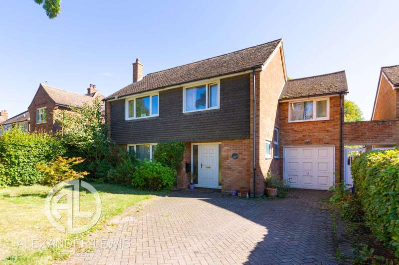 5 Bedrooms Detached House for sale in Willian Way, Letchworth Garden City, SG6 2HL