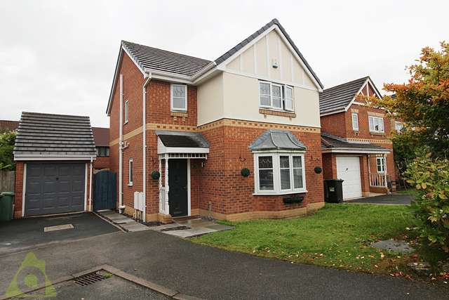 3 Bedrooms Detached House for sale in Carville Grove, Hindley Green, WN2