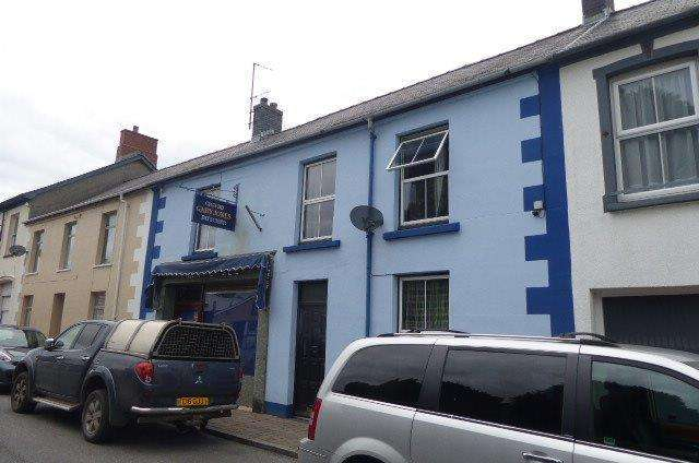 4 Bedrooms House for sale in The Square, Tregaron