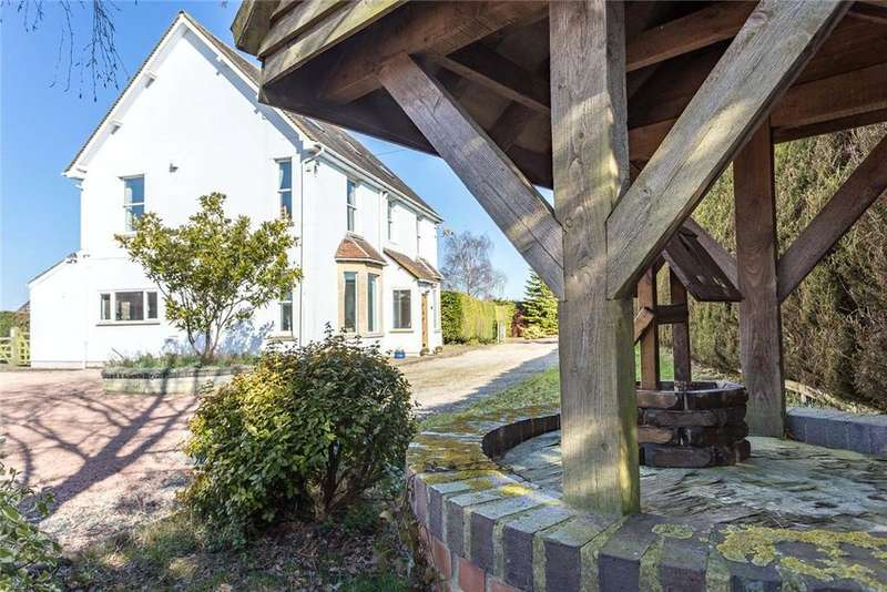 7 Bedrooms Detached House for sale in Tewkesbury Road, Coombe Hill, Gloucester, Gloucestershire, GL19