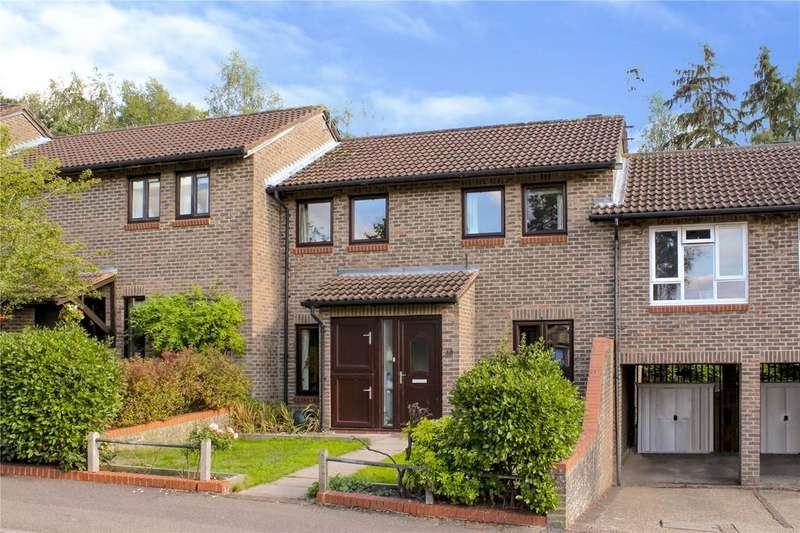 2 Bedrooms Terraced House for sale in Worlds End Hill, Forest Park, Bracknell, Berkshire, RG12