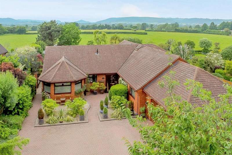5 Bedrooms Bungalow for sale in Marden, Hereford