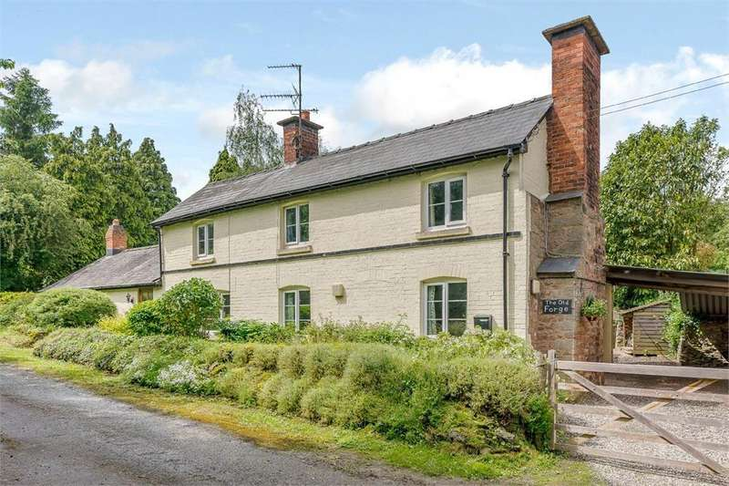4 Bedrooms Detached House for sale in Moreton-on-Lugg, Herefordshire