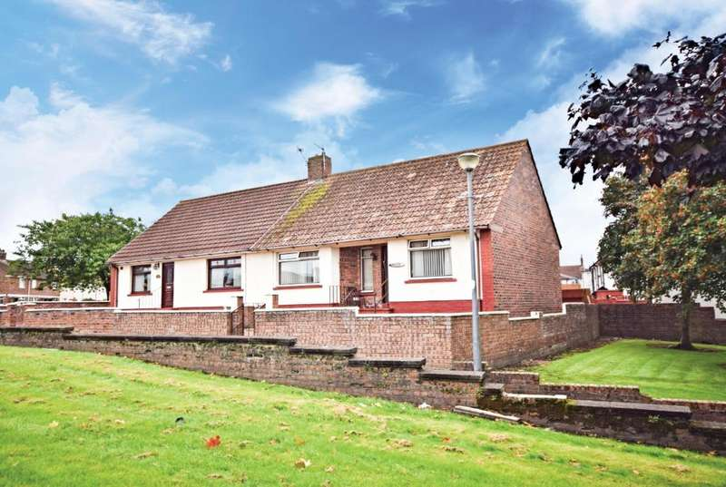2 Bedrooms Bungalow for sale in Dalmilling Road, Ayr, South Ayrshire, KA8 0PG