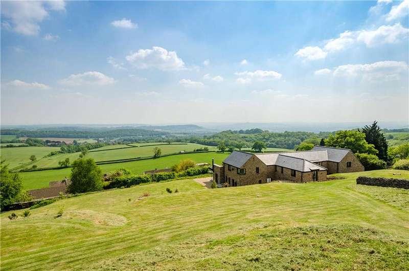 6 Bedrooms Detached House for sale in West Horrington, Wells, Somerset, BA5