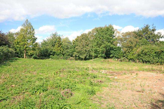 Land Commercial for sale in Land at 2 Hackers Close, Kneeton Road, East Bridgford, Nottinghamshire NG13 8PU