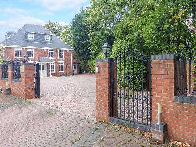5 Bedrooms Detached House for sale in Hamstead Hill, Handsworth Wood, Birmingham, West Midlands