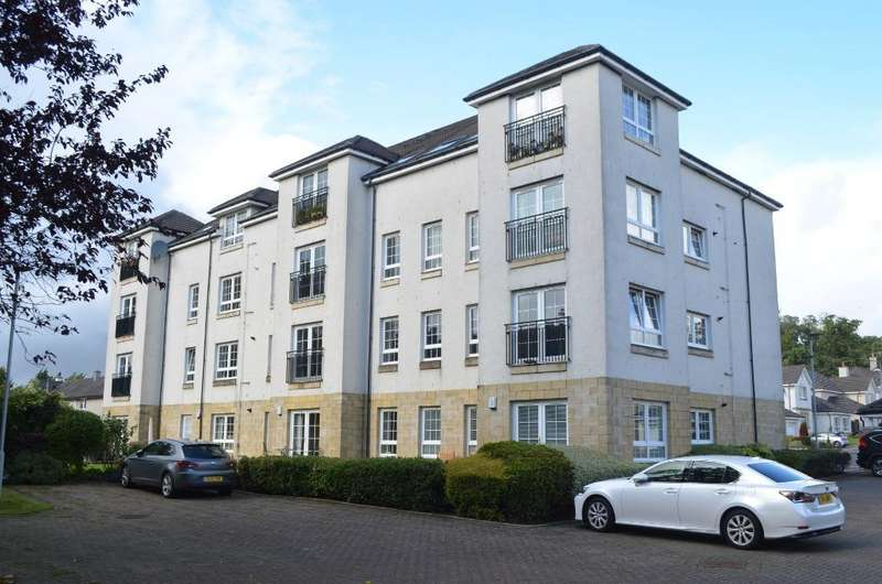 2 Bedrooms Flat for sale in Braid Avenue, Flat 10, Cardross, Dumbarton, G82 5QF