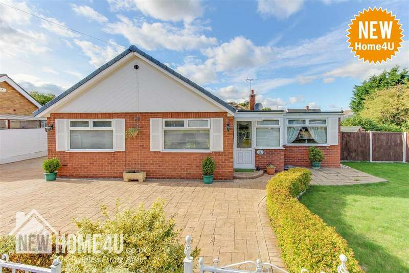 3 Bedrooms Detached Bungalow for sale in Brookdale Avenue, Connah's Quay, Deeside