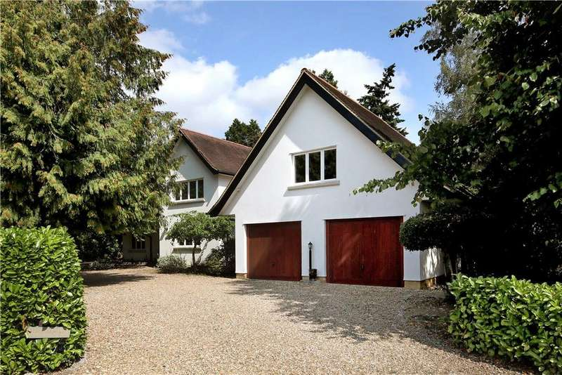 6 Bedrooms Detached House for sale in Islet Road, Maidenhead, Berkshire, SL6