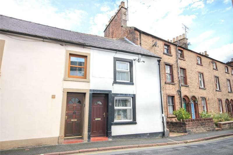 2 Bedrooms Terraced House for sale in 25 Albert Street, Penrith, Cumbria