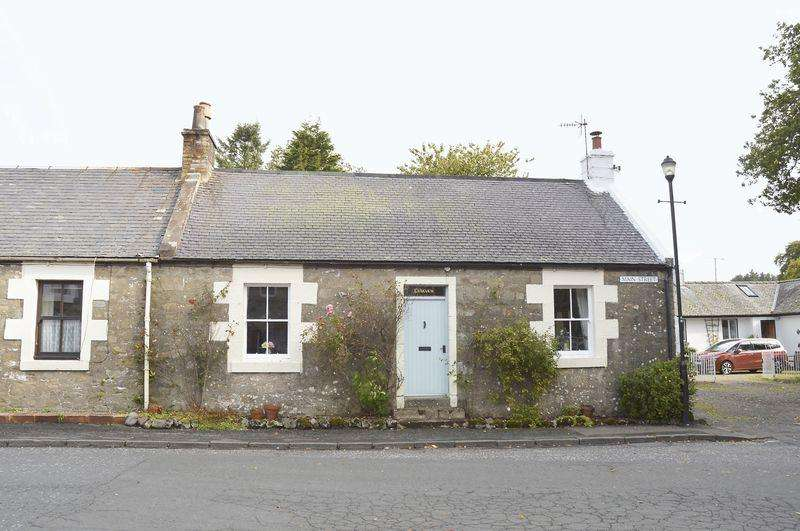 2 Bedrooms Cottage House for sale in Main Street, Straiton
