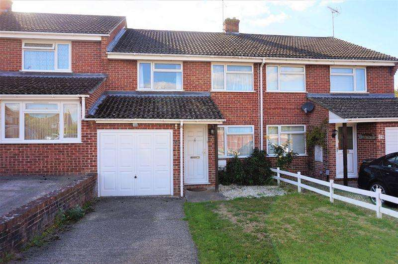3 Bedrooms Town House for sale in Warwick Drive, Newbury