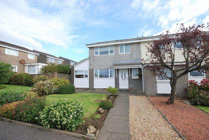 3 Bedrooms Semi-detached Villa House for sale in 36 Dalry Road, Stewarton , KA3 3HA