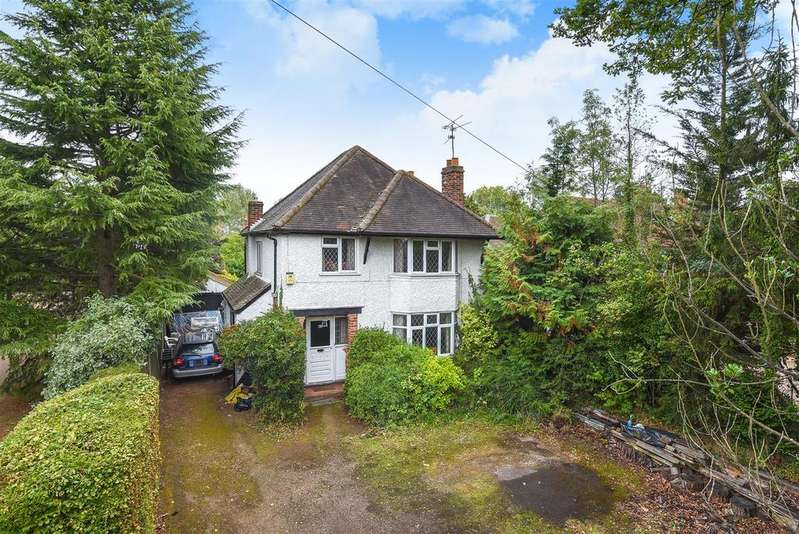 3 Bedrooms Detached House for sale in Easthampstead Road, Wokingham, Berkshire, RG40 2EE