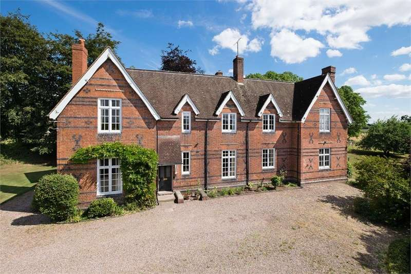 8 Bedrooms Detached House for sale in Bridge Sollars, Herefordshire