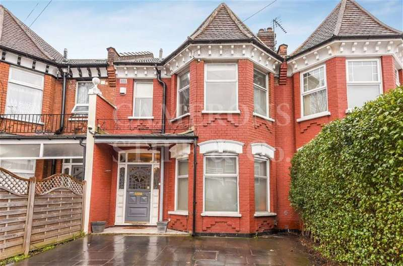 4 Bedrooms Terraced House for sale in Aberdeen Road, Dollis Hill, London, NW10