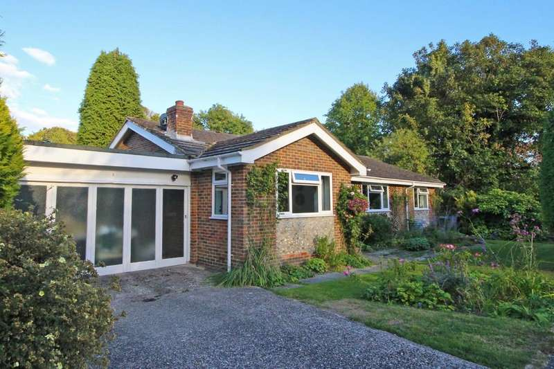4 Bedrooms Detached Bungalow for sale in Steyning