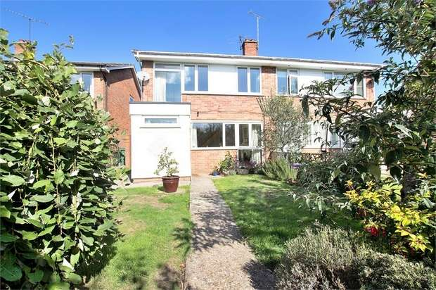 4 Bedrooms Semi Detached House for sale in Rayne, Essex