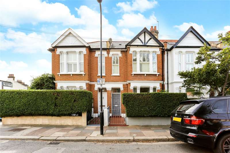 2 Bedrooms Flat for sale in Church Path, London, W4