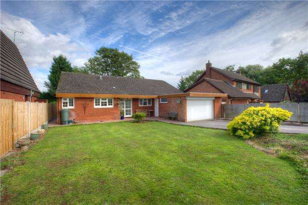 3 Bedrooms Detached Bungalow for sale in Banner Lane, Tile Hill, Coventry, West Midlands