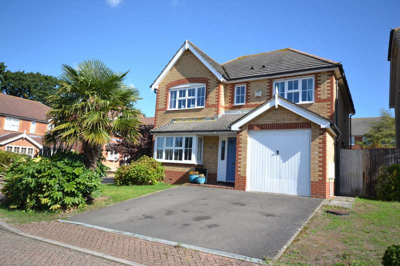 4 Bedrooms House for sale in Lambourn Avenue, Stone Cross, Pevensey, BN24