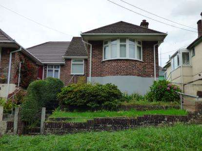2 Bedrooms Bungalow for sale in West Park, Plymouth, Devon