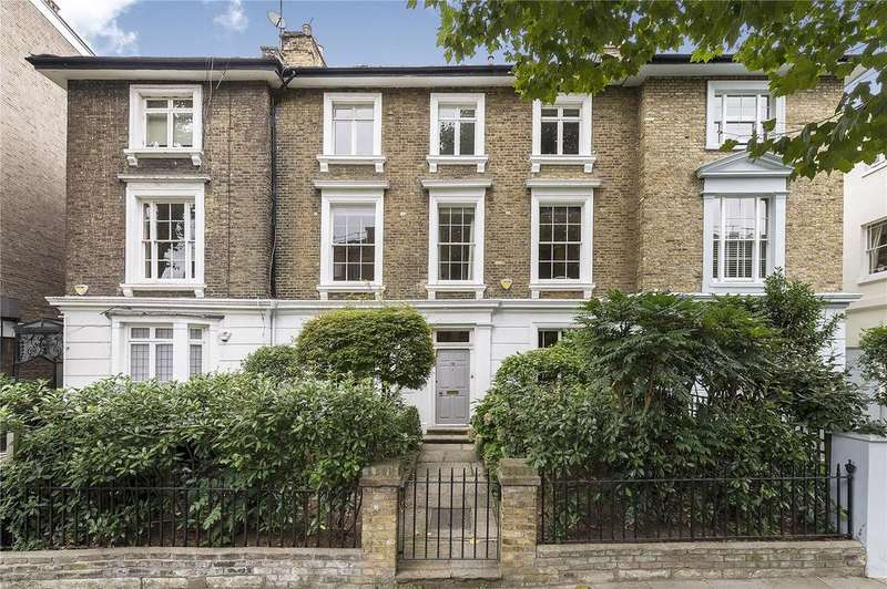6 Bedrooms Semi Detached House for sale in Westbourne Park Road, London, W2