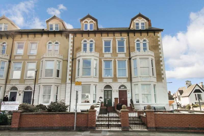 11 Bedrooms Terraced House for sale in East Parade, Rhyl