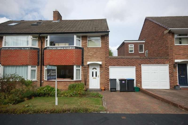 3 Bedrooms Semi Detached House for sale in Hastings Avenue, Durham City