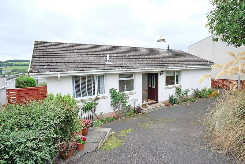 3 Bedrooms Detached Bungalow for sale in 3 Leaderdale Crescent, Earlston TD4 6BJ