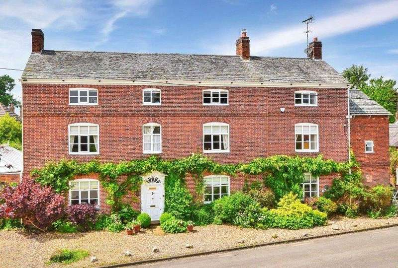 6 Bedrooms Detached House for sale in Bitteswell, Lutterworth, Leicestershire