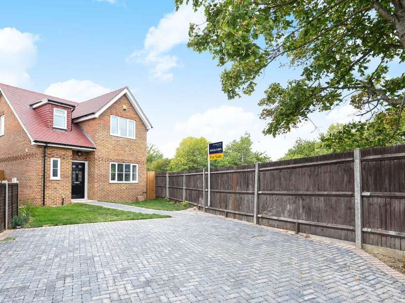 3 Bedrooms Detached House for sale in Thornton Road, Reading, RG30