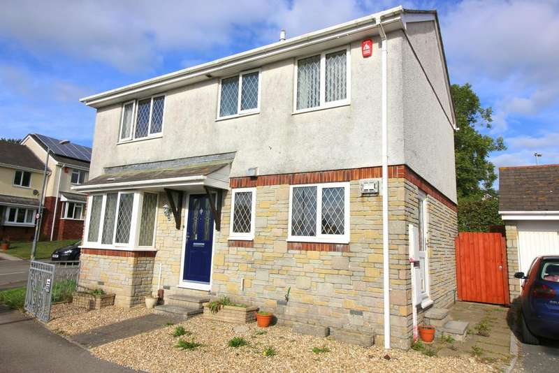 4 Bedrooms Detached House for sale in Snell Drive, Latchbrook, Saltash