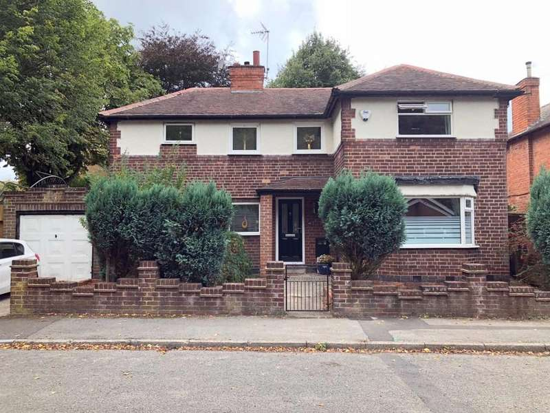3 Bedrooms Detached House for sale in Meadow Road, Ripley