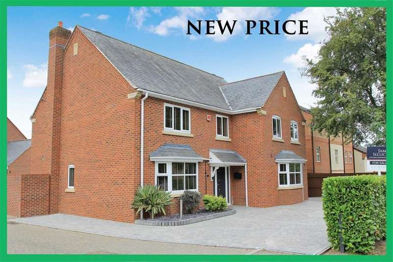 5 Bedrooms Detached House for sale in Spion Kopje, Great Glen, Leicester
