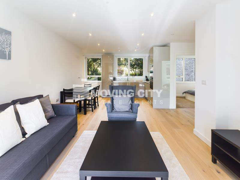 2 Bedrooms Flat for sale in Orchard View, Elephant Park, London SE1