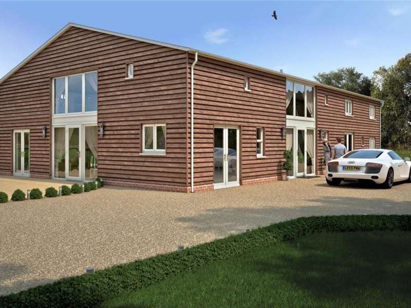 6 Bedrooms Detached House for sale in Horton, Wimborne, Dorset