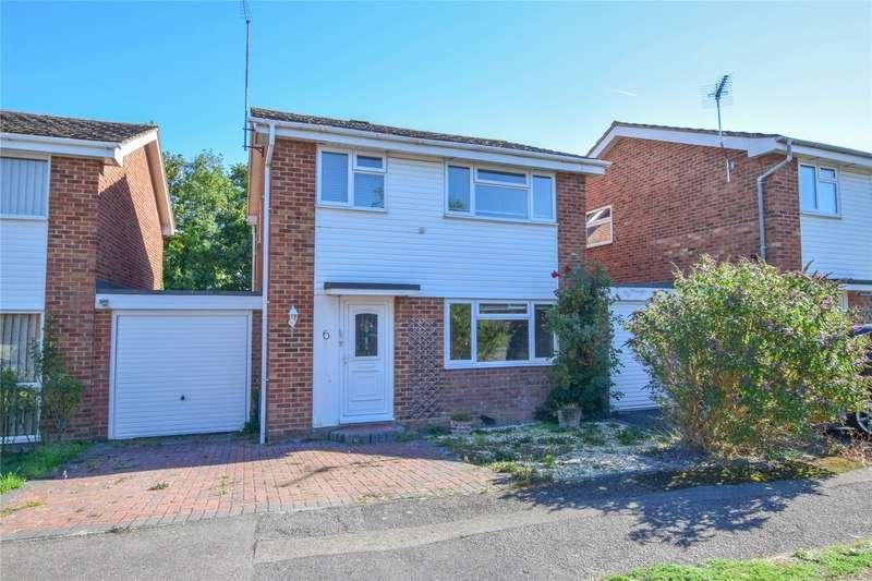 3 Bedrooms Detached House for sale in Delane Drive, Winnersh, Wokingham, Berkshire, RG41